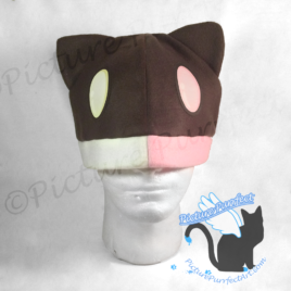 Cookie Cat Fleece Hat