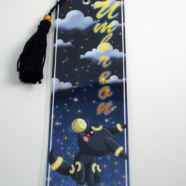 Umbreon 2″x6″ Tasseled Bookmark