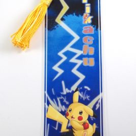 Pikachu 2″x6″ Tasseled Bookmark