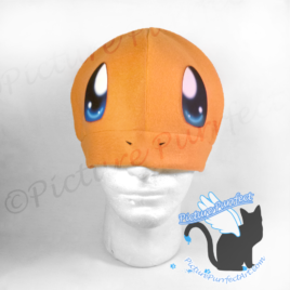 Charmander Fleece Hat
