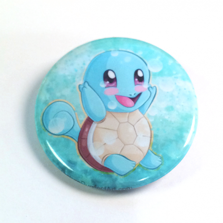Squirtle Button