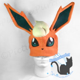 Flareon Fleece Hat