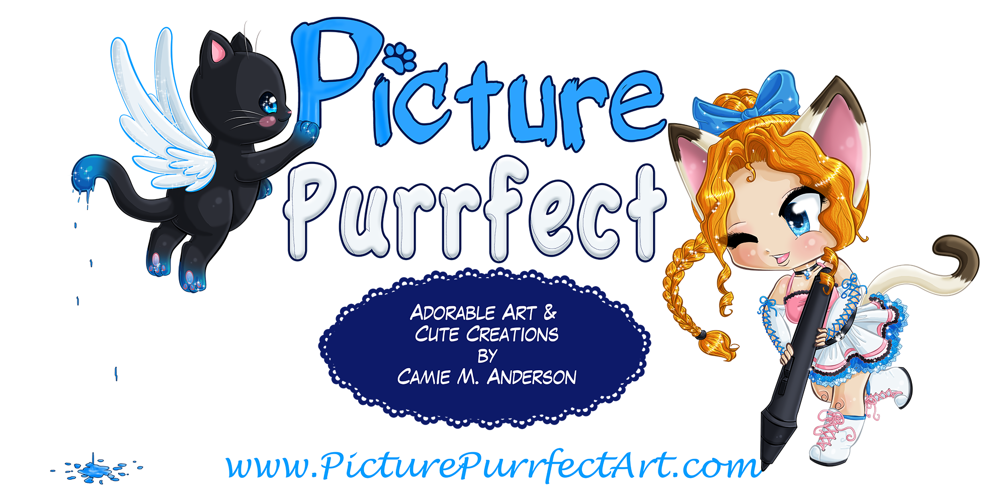 Picture Purrfect Art